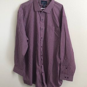 BUTTONED DOWN 3XL CLASSIC FIT SHIRT LONG SLEEVE